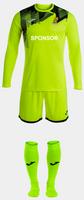 Wivenhoe Town Home Goalkeeper Kit Adult