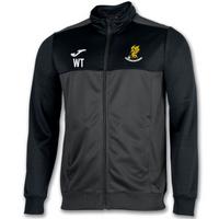 Wivenhoe Town Full Zip Track Jacket Junior