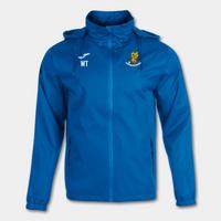 Wivenhoe Town Royal Water Resistant Rain Jacket Junior