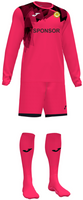 Stanway Rovers FC Home Goal Keeper Kit 2021