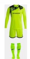 Stanway Rovers FC Away Goal Keeper Kit 2021