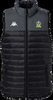 Romford FC Gilet Black/Grey