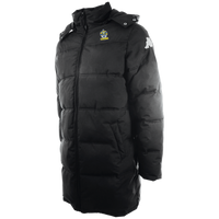 Romford FC Bench Coat Black