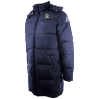 Romford FC Bench Coat Marine