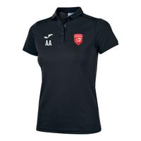 Essex Blades Women's Polo Shirt Black
