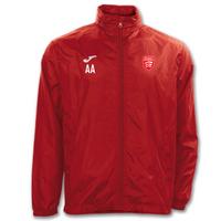 Essex Blades Showerproof Jacket Red