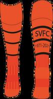 SVFC Home Jubilee Junior Match Sock