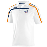 Braintree Town Travel Polo Shirt by Jako. Available now from Andreas Carter Sports.