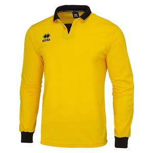 Campos Goalkeepers Shirt Junior by Errea. Available now from Andreas Carter Sports.