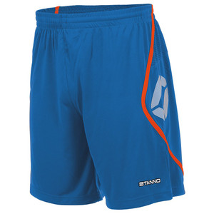 Pisa Shorts by Stanno. Available now from Andreas Carter Sports.