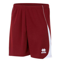 Hove Shorts Jr by Errea. Available now from Andreas Carter Sports.