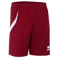 Land Shorts Jr by Errea. Available now from Andreas Carter Sports.