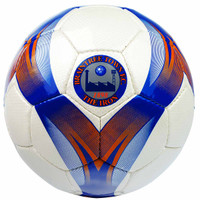 Braintree Town Souvenir Football by Errea. Available now from Andreas Carter Sports.