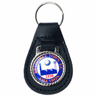 Braintree Town Keyring by Errea. Available now from Andreas Carter Sports.