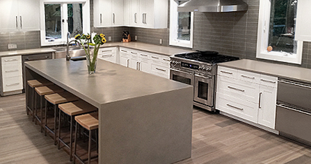 Trueform Concrete - Countertops, Sinks, Vanities, Tables and ...