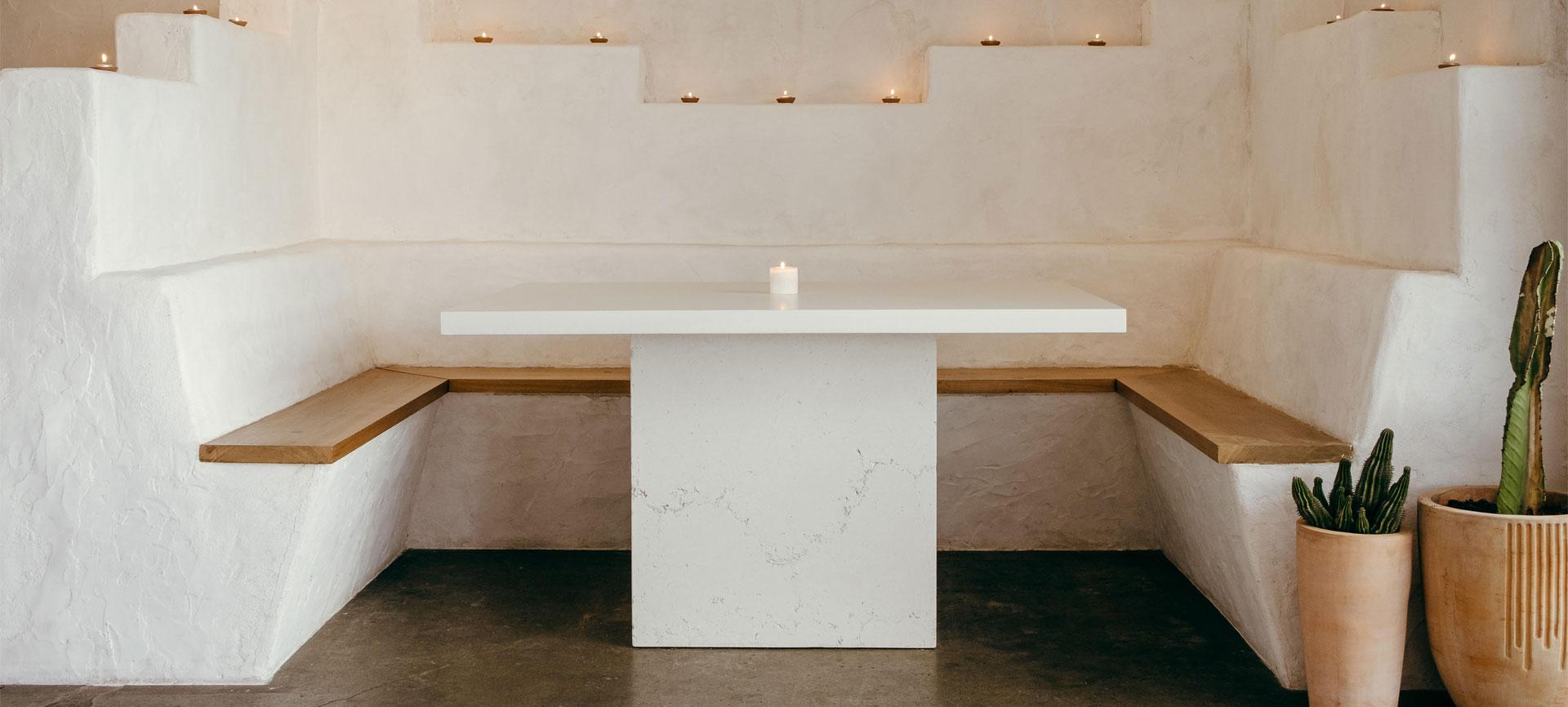 Casa Concrete Table