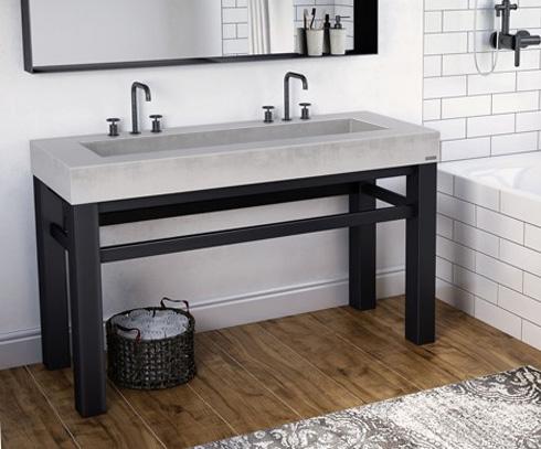 Industrial Concrete Sink