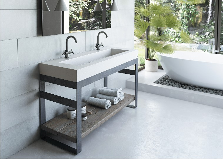 The Outland Collection of Washstands