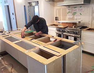 Trueform Concrete Kitchen Countertops