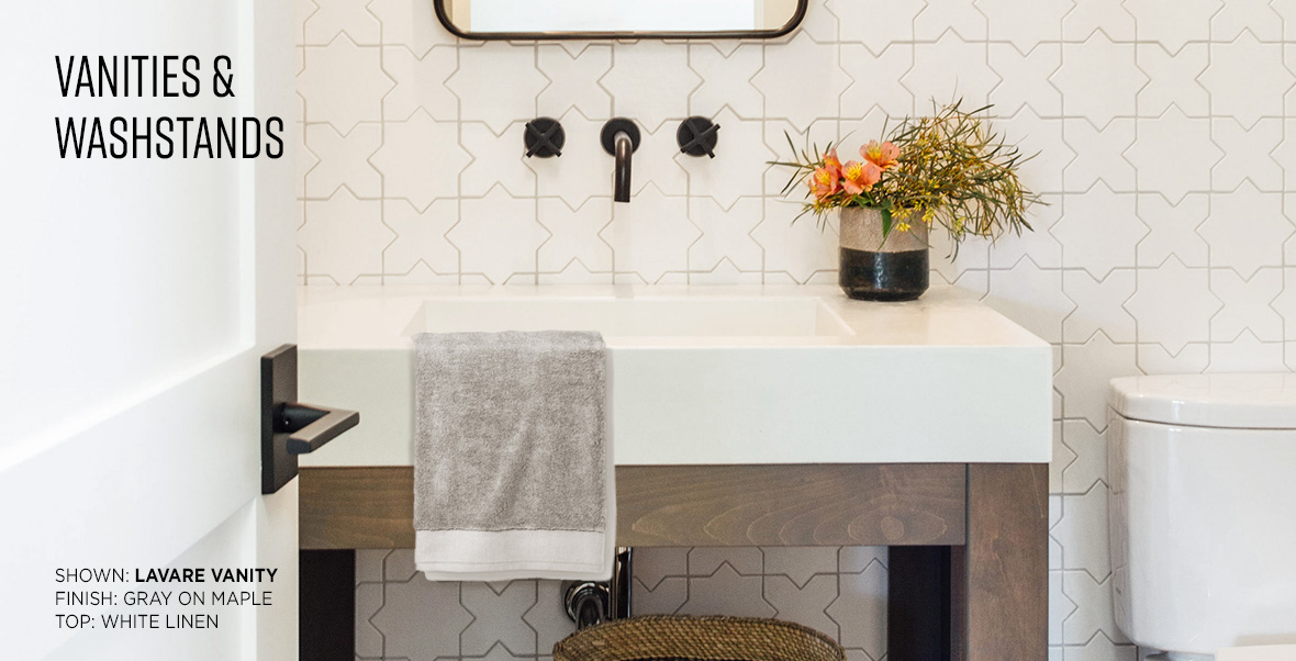 Lavare Concrete Sink