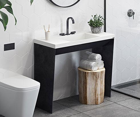 Contempo Concrete Sink