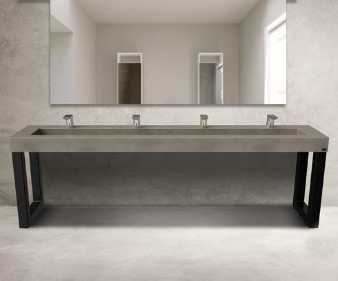 Zen Commercial Washstands