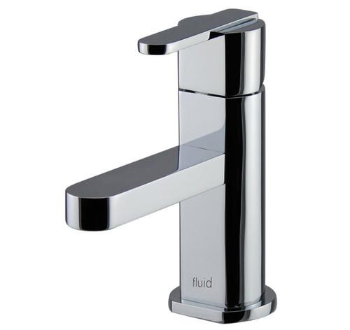 Trueform Concrete - Fluid Wisdom Single Lever Lavatory Faucet