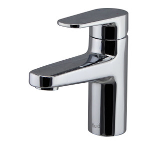 Trueform Concrete - Fluid Utopia Single Lever Lavatory Faucet