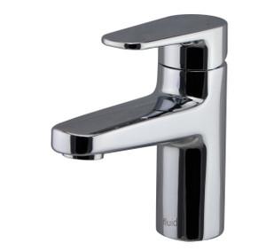 Trueform Concrete - Fluid Utopia Single Lever Lavatory Faucet