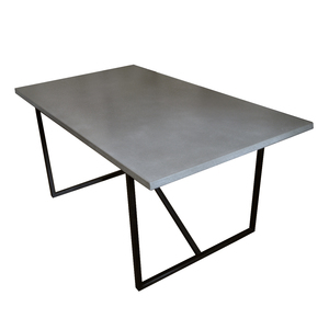 Movida Table shown in the color Graphite