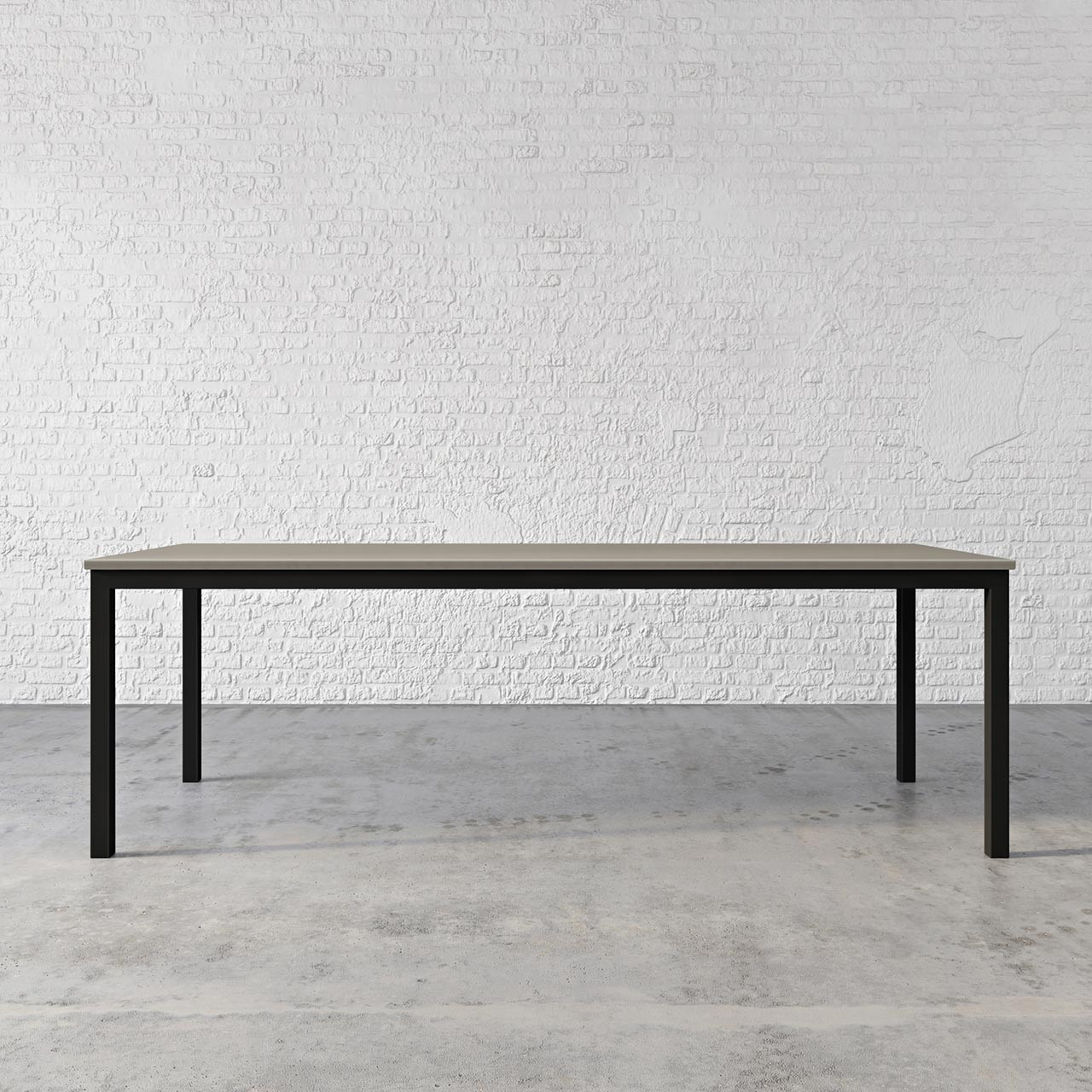 Trueform London Concrete Dining Kitchen Table A Nice Addition To Any