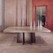 Clodagh Design Mesa Concrete Dining Table by Trueform Concrete