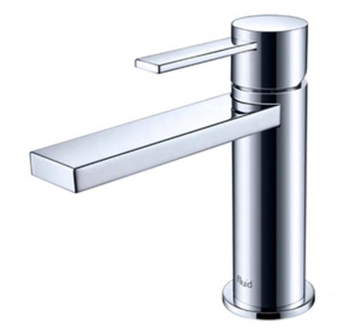 Trueform Concrete - Fluid Citi - Single Lever Lavatory Faucet