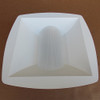 Lithonia Lighting RT5D TRIM U Volumetric Recessed Lighting White - New