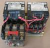 Square D 8736-SB04 / 8536-SB02S Size 0 Reversing Starter 120V - Used
