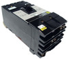 Square D KH36125MT 3 Pole 125 Amp 600 VAC Circuit Breaker Main Top - Used