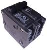 Westinghouse BR220 2 Pole 20 Amp 240VAC Circuit Breaker - Used