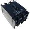 Westinghouse FB3125L 3 Pole 125 Amp 600VAC MC Circuit Breaker Black - Used
