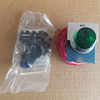 Siemens 49SPL0AGF Green Pilot Light Kit w/ Auxiliary 120V Off - New