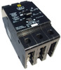 Square D EGB34100 3 Pole 100 Amp 480VAC 35K Circuit Breaker - Used