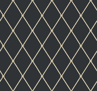 Ashford House Blooms Bamboo Harlequin Wallpaper #AK7528