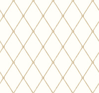 Ashford House Blooms Bamboo Harlequin Wallpaper #AK7531