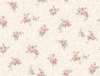 Callaway Cottage Damask Spot Texture Wallpaper CT0817 by York