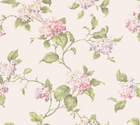 Callaway Cottage Hydrangia Sidewall Wallpaper CT0904 by York