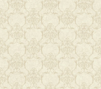Brandywine Damask Ogee Wallpaper GL4690 by Yrok