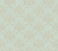 Brandywine Damask Ogee Wallpaper GL4691 by Yrok