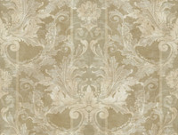 Brandywine Aida Damask Stripe Wallpaper GL4724 by Yrok