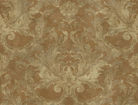 Brandywine Aida Damask Stripe Wallpaper GL4728 by Yrok
