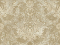 Brandywine Aida Damask Stripe Wallpaper GL4732 by Yrok