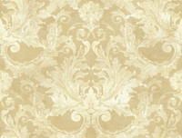 Brandywine Aida Damask Stripe Wallpaper GL4734 by Yrok